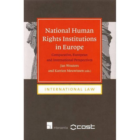 National Human Rights Institutions in Europe - (International Law) (Hardcover) - image 1 of 1