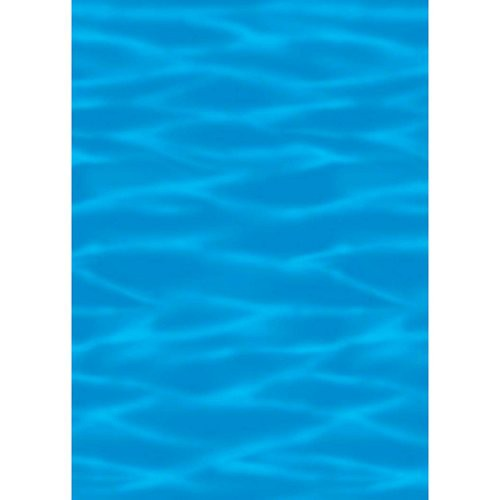 Ocean Blue Room Backdrop, party decorations and accessories