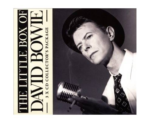 David Bowie - Little Box Of David Bowie (CD) - image 1 of 1