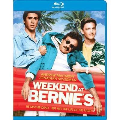 Weekend At Bernie's (Blu-ray)(2014)