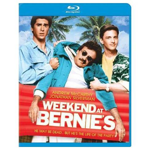 Weekend At Bernie's (Blu-ray) - image 1 of 1