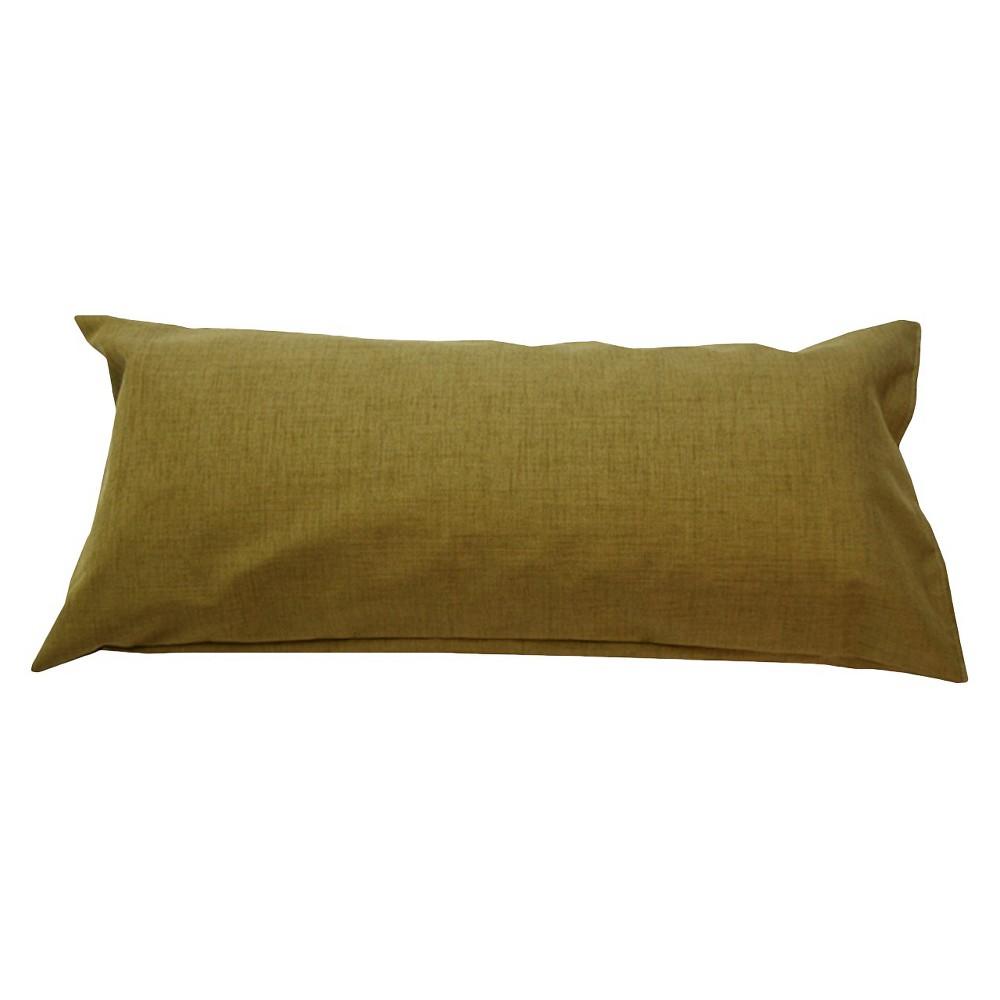 Outdoor Deluxe Hammock Pillow - Brown