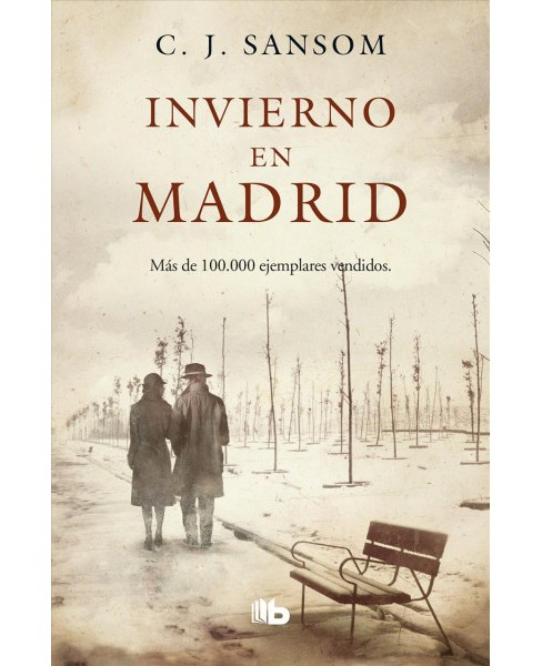 Invierno en Madrid / Winter in Madrid -  by C. J. Sansom (Paperback) - image 1 of 1
