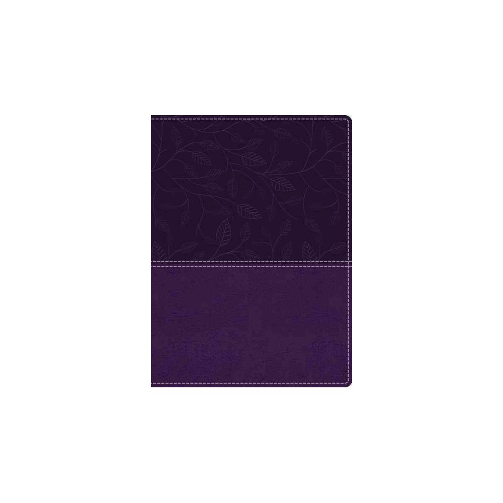 Beautiful Word Bible : King James Version, Royal Purple, Leathersoft, Red Letter Edition (Paperback)