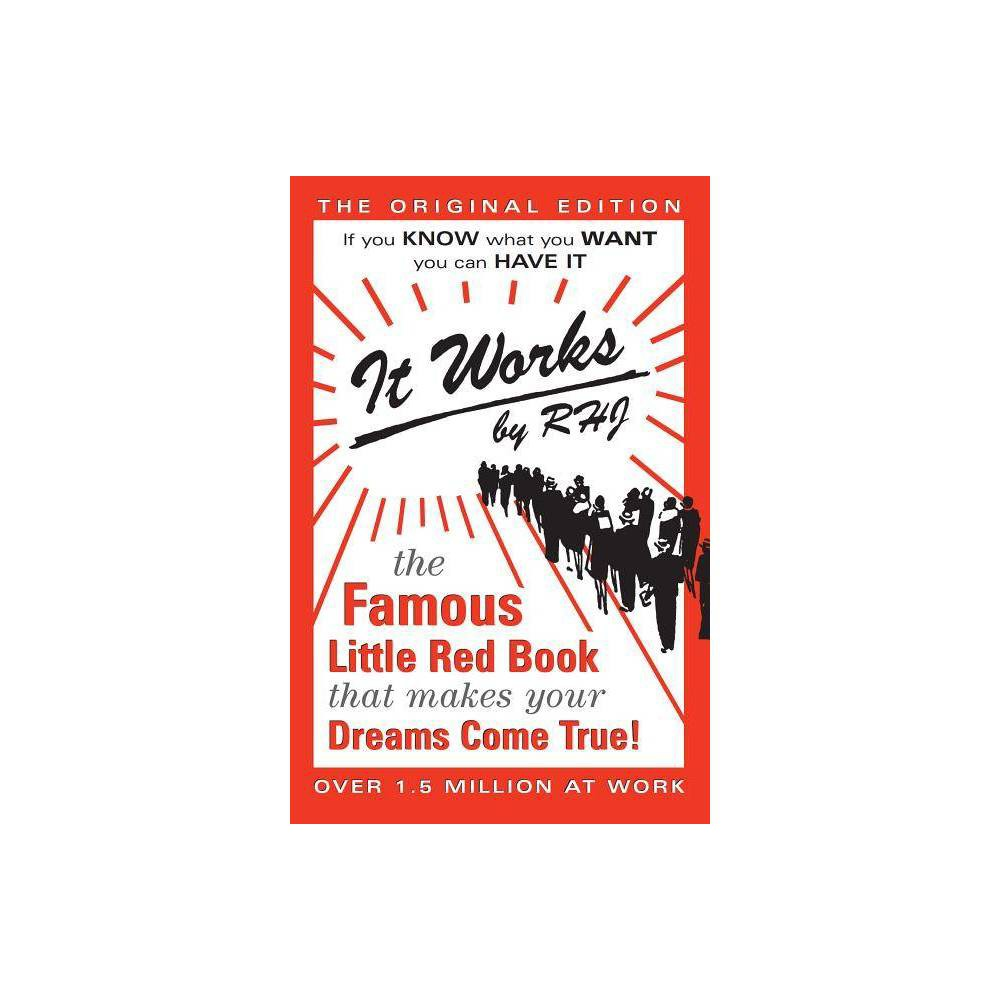 It Works The Original Edition 31st Edition Paperback