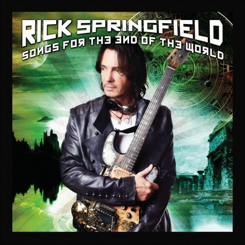 Rick springfield - Songs for the end of the world (CD) - image 1 of 4