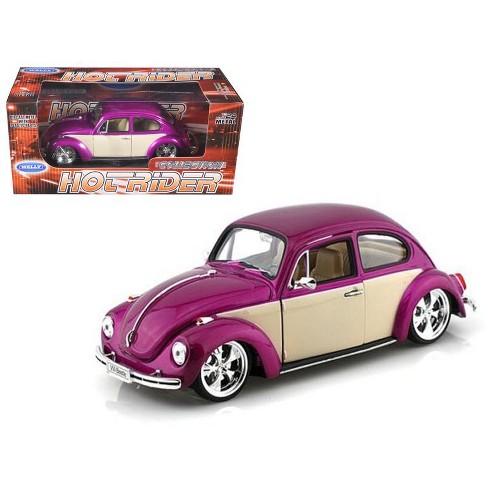 Volkswagen Beetle Low Rider Purple 1 24