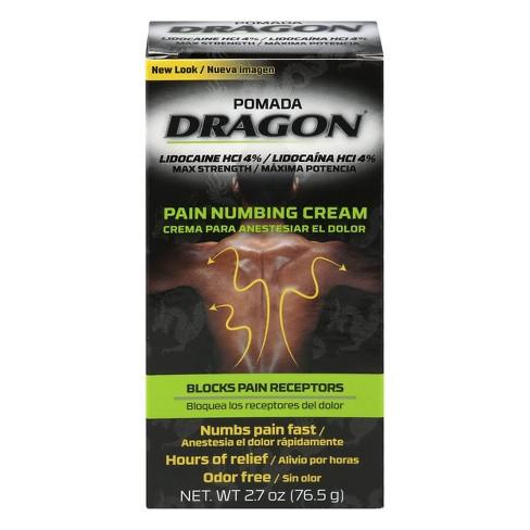 Dragon Cream External Analgesic with Lidocaine - 2.7oz - image 1 of 4