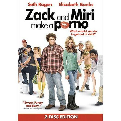 Zack And Miri Make A Porno (DVD) - image 1 of 1