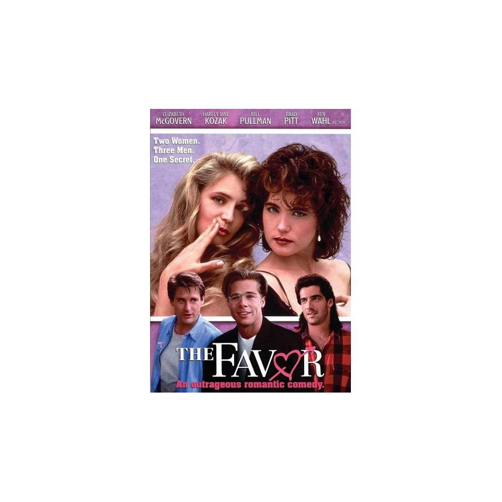 Favor (1994) (Dvd), Movies