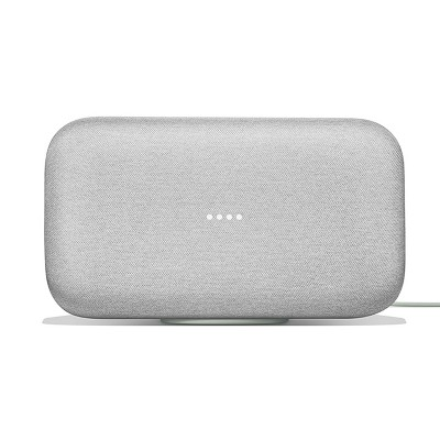 Google Home Max - Smart Speaker with Google Assistant - Chalk