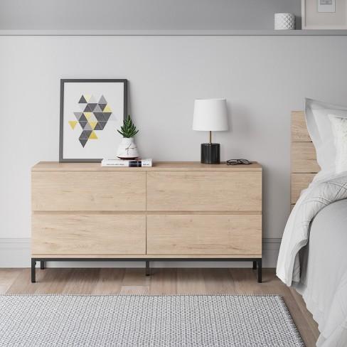 Target Recalls Room Essentials 4 Drawer Dressers Due Tip Over Entrapment Hazard Abcactionnews Wfts Tv