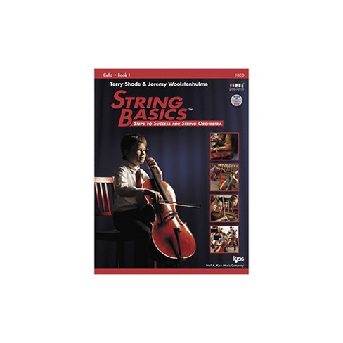 KJOS String Basics Book 1 for Cello - image 1 of 2