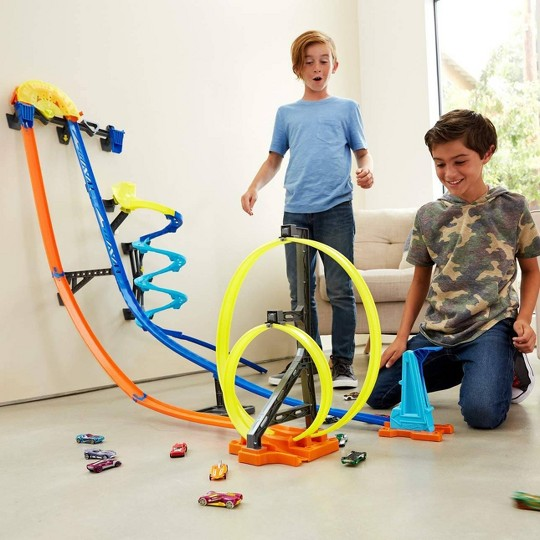 Hot Wheels Track Builder Vertical Launch Kit image number null