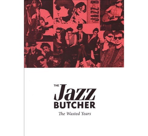 Jazz Butcher - Wasted Years (CD) - image 1 of 1