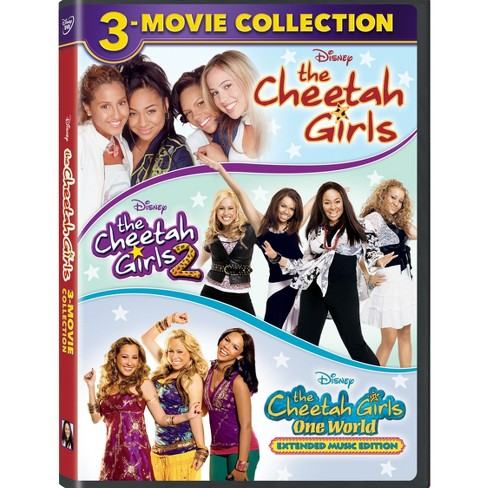 Cheetah Girls 3-Movie Collection (DVD) - image 1 of 1