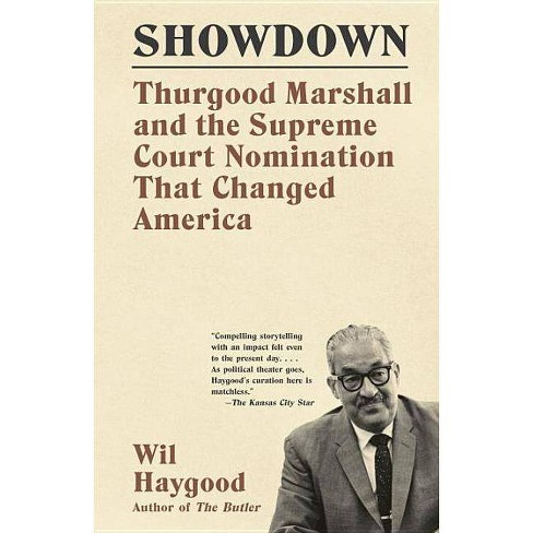 Showdown - by  Wil Haygood (Paperback) - image 1 of 1