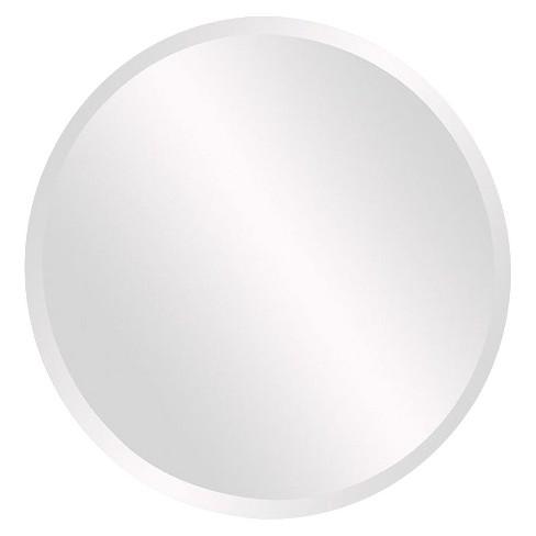Round Decorative Wall Mirror - Howard Elliott - image 1 of 4