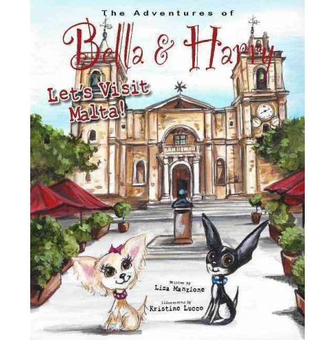 Let's Visit Malta! (Hardcover) (Lisa Manzione) - image 1 of 1