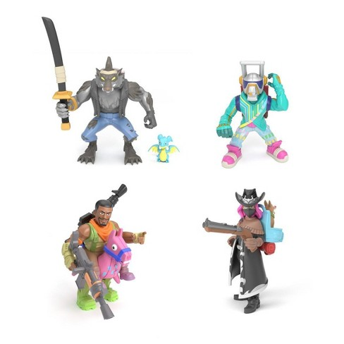 Fortnite Figure Squad Pack Wave 2
