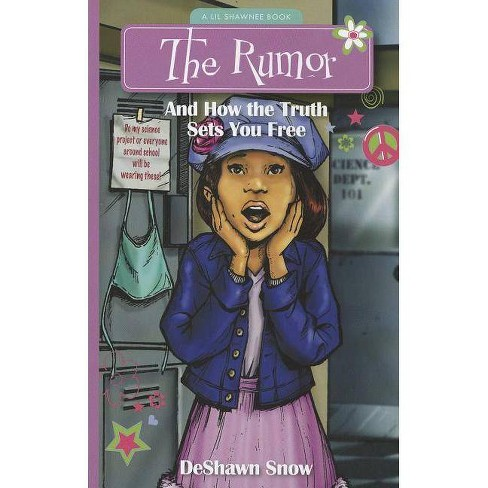 The Rumor - (Lil Shawnee) by  Deshawn Snow (Paperback) - image 1 of 1