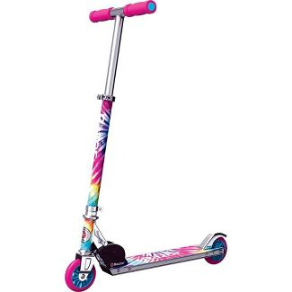 Razor A Tie Dye Graphics Kick Scooter