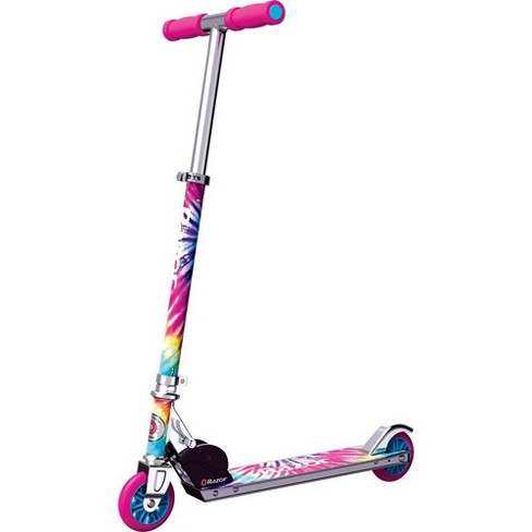 Razor A Tie Dye Graphics Kick Scooter - image 1 of 4