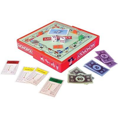 Super Impulse World's Smallest Monopoly Board Game