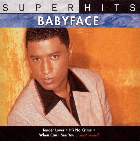 Babyface - Super hits (CD) - image 1 of 1