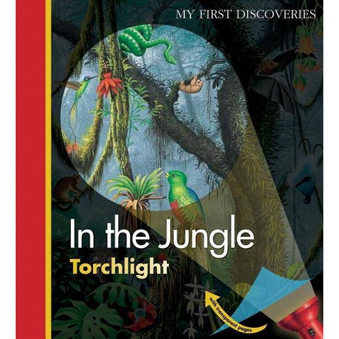 In the Jungle - (My First Discoveries: Torchlight) by  Christian Broutin (Hardcover) - image 1 of 1