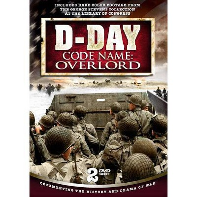 D-Day: Code Name Overlord (DVD)(2011)