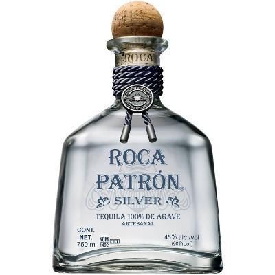 Roca Patrón Silver Tequila - 750ml Bottle
