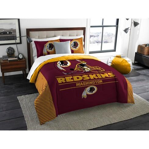 NFL Washington Redskins The Northwest Co. King Size Printed Comforter & Sham - image 1 of 3