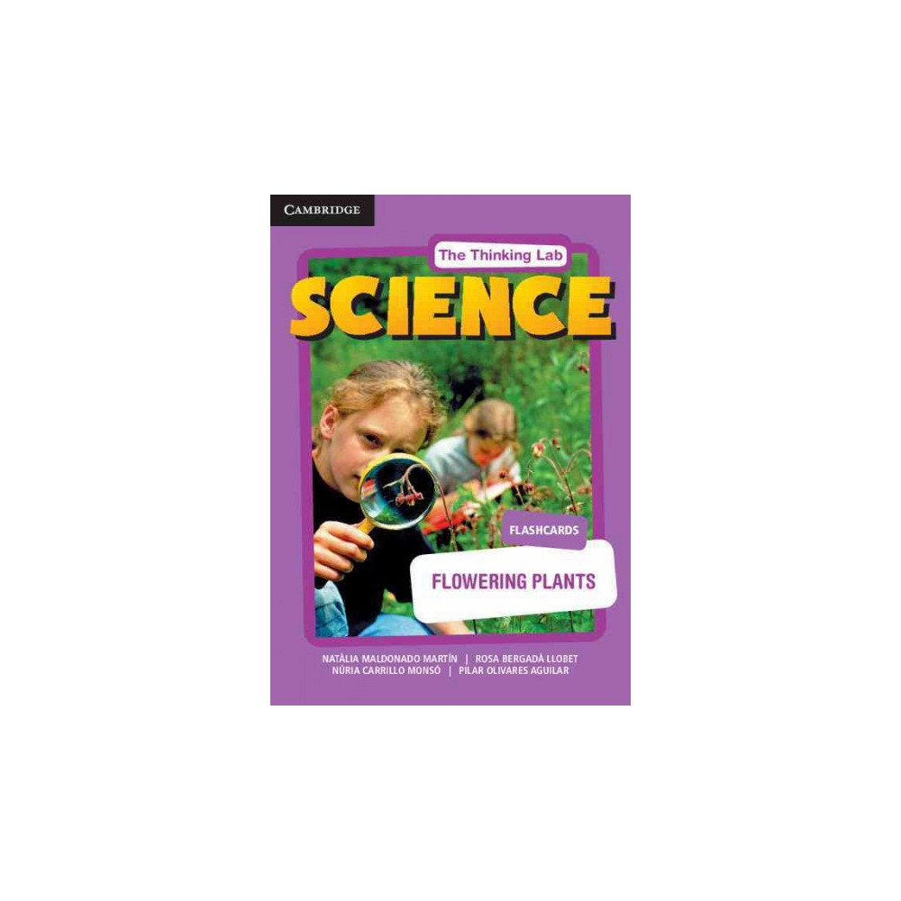 Flowering Plants Flashcards - (The Thinking Lab: Science) (Paperback)