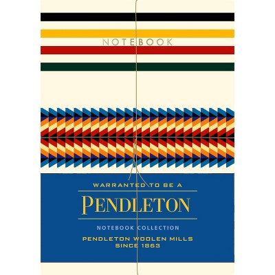 3pk Stringbound 1 Subject Notebooks Soft Cover Pendleton Collection - Chronicle Books