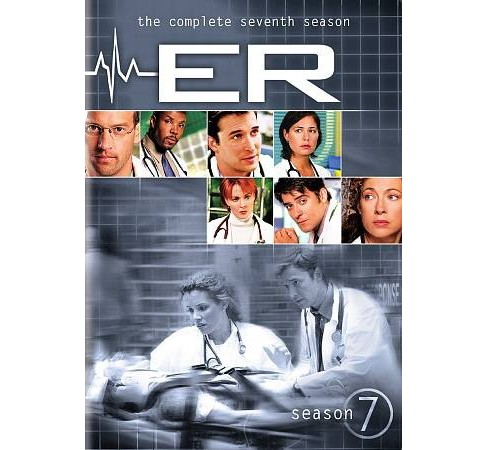 Er:Complete Seventh Season (DVD) - image 1 of 1