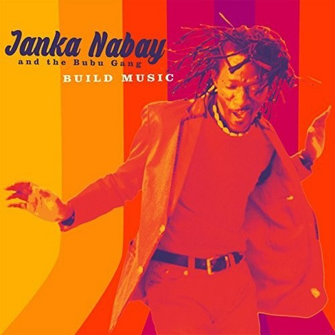 Janka & The B Nabay - Build Music (CD) - image 1 of 1