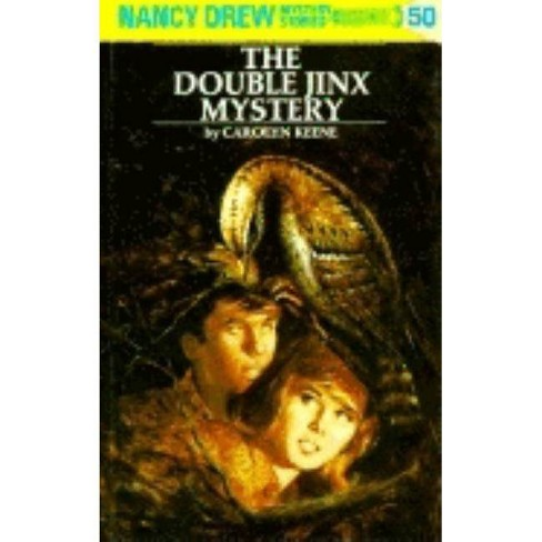 Nancy Drew 50: The Double Jinx Mystery - by  Carolyn Keene (Hardcover) - image 1 of 1