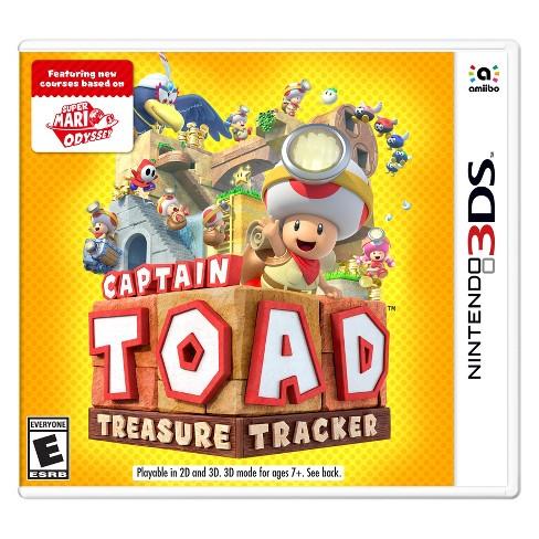 captain toad treasure tracker nintendo 3ds target