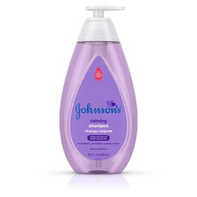 Johnson's Calming Shampoo - 20.3 fl oz