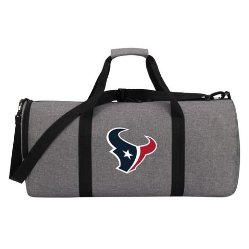 NFL Northwest Wingman Gray Barrel Duffel Bag - image 1 of 4