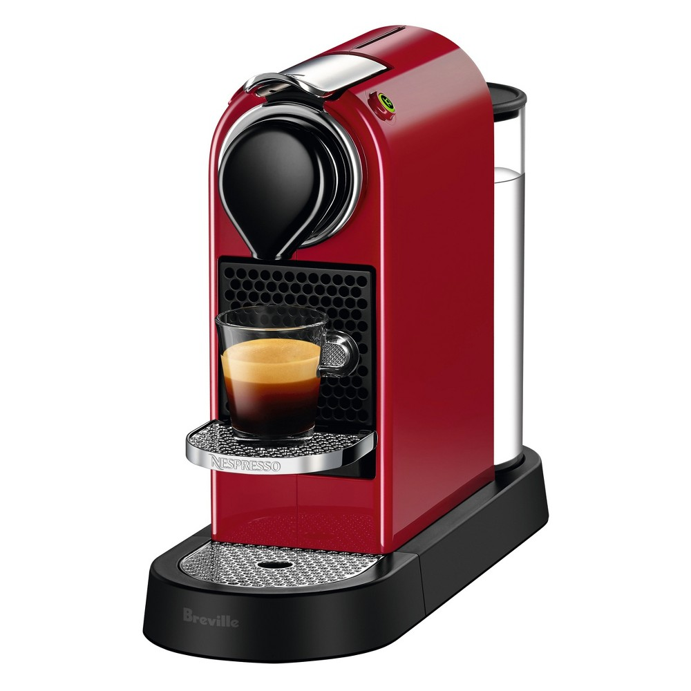 Image of Nespresso CitiZ's Red by Breville