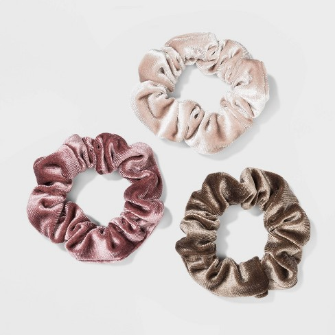 Velvet Fabric Solid Twisters - Wild Fable™ Natural - image 1 of 1