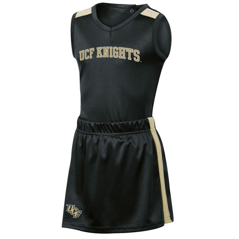 Central Florida Knights Girls' 3pc Cheer Set - image 1 of 3