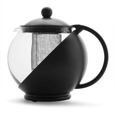 Primula 2pc Teapot Set - Black