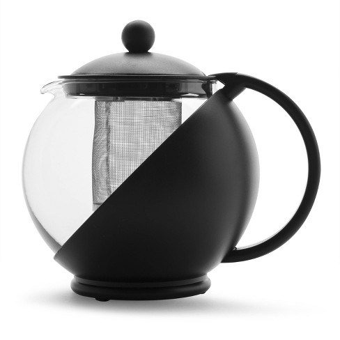 Primula 2pc Teapot Set - Black - image 1 of 4