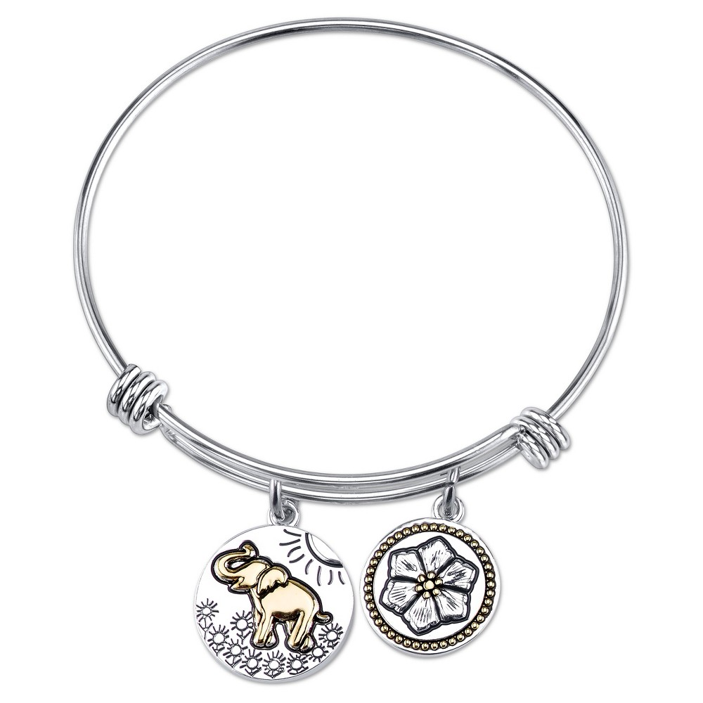 Target Women's Stainless Steel Two Tone One of a kind I'm...
