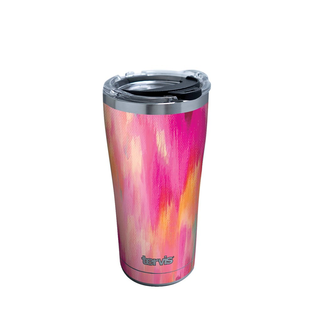 Cheap Tervis 20oz Stainless Steel Tumbler - Etta Vee Pretty in Pink