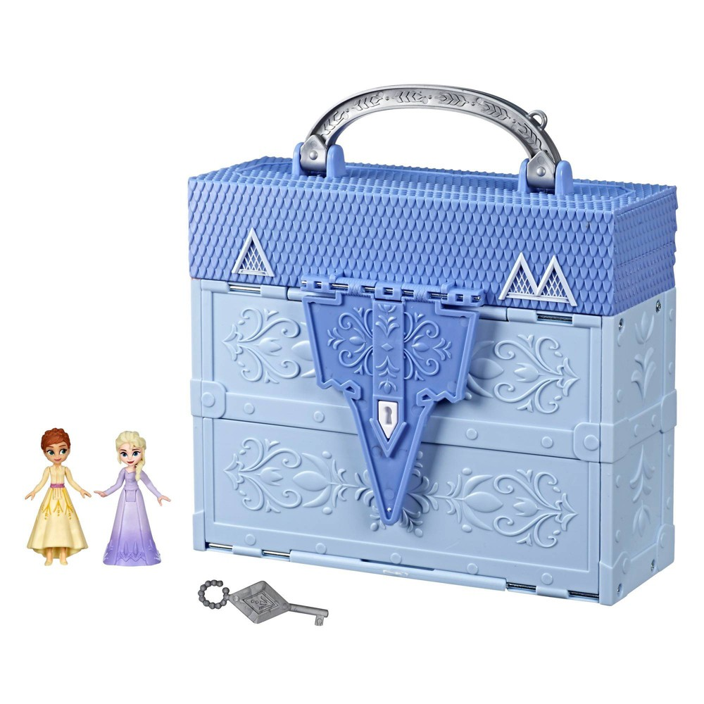 Disney Frozen 2 Pop Adventures Arendelle Castle Playset With Handle