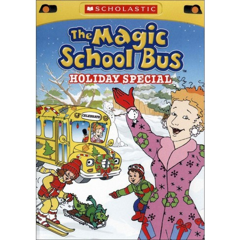magic school bus holiday special dvd target